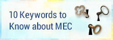 10 Keywords to Know about MEC